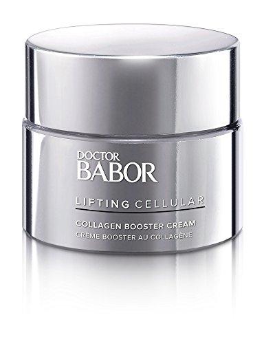 BABOR DOCTOR LIFTING CELLUAR Collagen Booster Cream, Anti-Falten-Creme mit Hyaluronsäure-Komplex, Feuchtigkeitscreme, Anti-Aging Creme, 50 ml