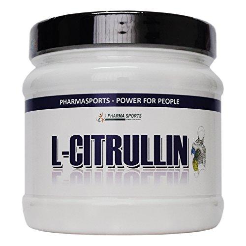 240 Kapseln L-CITRULLIN-MALAT 1000 mg pro Kapsel | PRE WORKOUT Aminosäure | Durchblutung der Muskulatur | N.O.-Vorstufe (Nitric Oxide/Stickstoffmonoxid) | Pump und Leistungsfähigkeit | höchste Qualität | Made in Germany