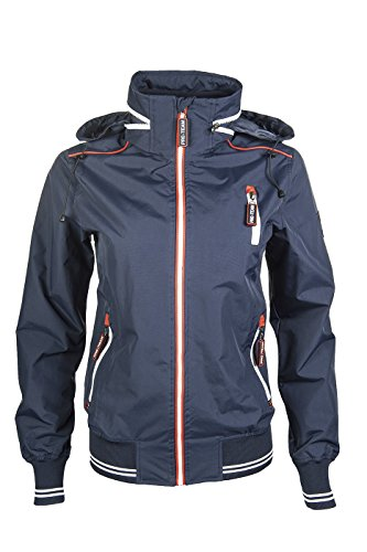 HKM Damen Reitjacke-International Jacke, Dunkelblau, M