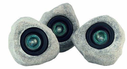 Pontec Unterwasser-Felsleuchten PondoStar Set 30