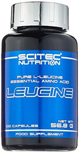 Scitec Nutrition Leucin, 100 Kapseln