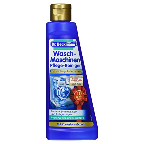 Dr. Beckmann Waschmaschinen Pflege-Reiniger, 250 ml
