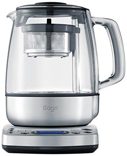 Sage Appliances STM800 Teekocher The Tea Maker, automatischer Teekorb, 2000 W