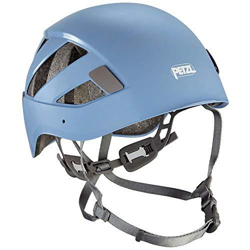Petzl Erwachsene BOREO Helmet Blue Jean S/M Kletterhelm, (48-58 cm)