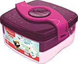 Maped 870101 Lunch Box Kids Origins Pink