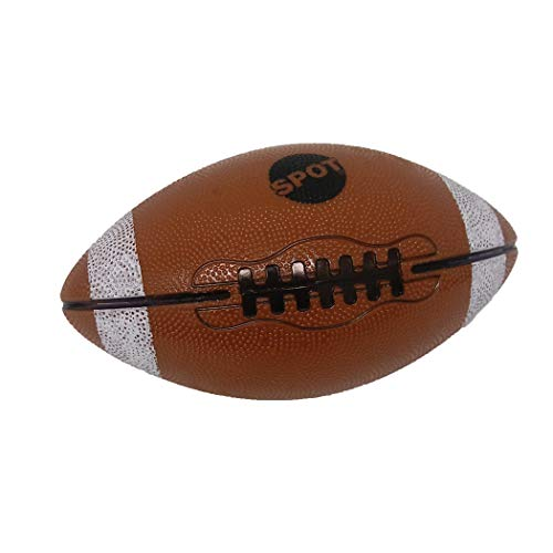 Ethical Pets Spot EZ-Catch Football Dog Toy -Brown