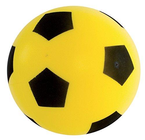 grosser Softball Fussball aus Schaumstoff 20 cm Art.84  sortiert
