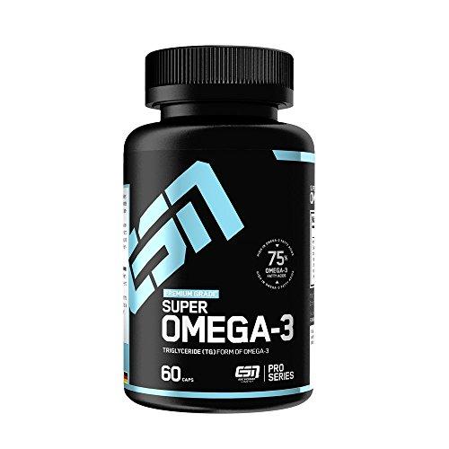 ESN Super Omega-3, 60 Kaps.