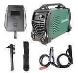 MMA-250 Elektrodenschweißgerät 250 A | DC Inverter Schweißgerät | Digitale LCD Anzeige | Bedienungsanleitung DE, ES, FR, IT