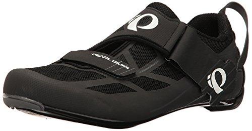 PEARL IZUMI Tri Fly Select V6 Triathlon Schuhe schwarz/grau 2017: Größe: 42