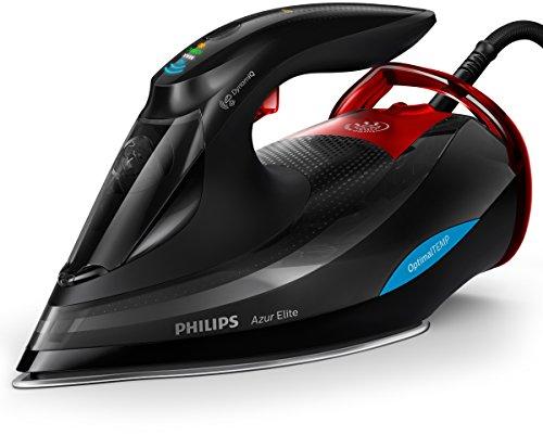 Philips GC5037/80 Azur Elite Dampfbügeleisen (mit DynamiQ-Modus, 260g Dampfstoß und intelligentem Quick Calc-Release)