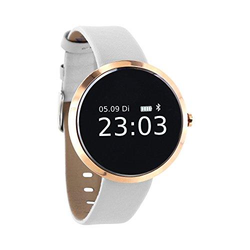 X-WATCH │ SIONA XW FIT │Damen Fitness Armband - Activity Tracker für Android und iOS Smartwatch