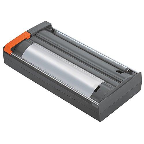 BLUM Premium Qualität I AMBIA-LINE Folienschneider I Alufolienspender I Folienabroller für Küche Schublade Schubkasten inkl. Folien