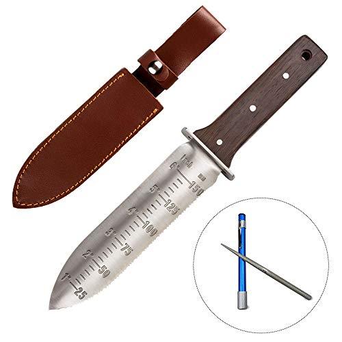 CIELCERA 12' Hori Hori Gaten Outdoor Messer