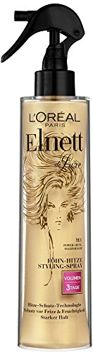 L'Oréal Paris Elnett de Luxe Hitze Styling-Spray 3 Tage Volumen, 170 ml