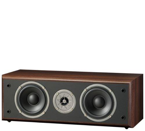 Magnat Monitor Supreme 252 I Centerlautsprecher mit hoher Klangqualität I Passiv-Lautsprecherbox für anspruchsvollen HiFi-Sound – 1 Stück – Mocca