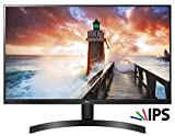 LG 22MK600M Monitor, 21.5', LED IPS Full HD (1920x1080), 5 ms, Radeon FreeSync 75 Hz, VGA, HDMI, Borderless