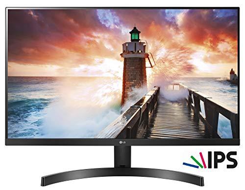 LG 22MK600M Monitor, 21.5', LED IPS Full HD (1920x1080), 5 ms, Radeon FreeSync 75 Hz, VGA, HDMI, Borderless