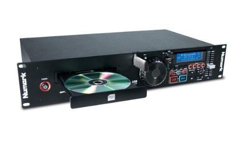 Numark MP103USB Professioneller DJ USB und MP3 CD Player, Dual USB Laufwerksunterstützung
