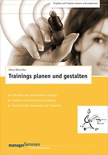 Trainings planen und gestalten