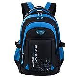 Schulranzen Jungen, Fanspack Schulrucksack Rucksäcke Teenager Backpack Rucksäcke School Bag Schultasche Tasche Travel Sport Outdoor Rucksack für Schüler
