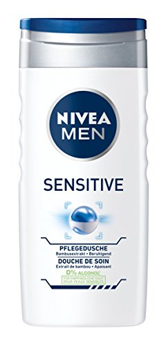 Nivea Men Sensitive Duschgel, 6er Pack (6 x 250 ml)