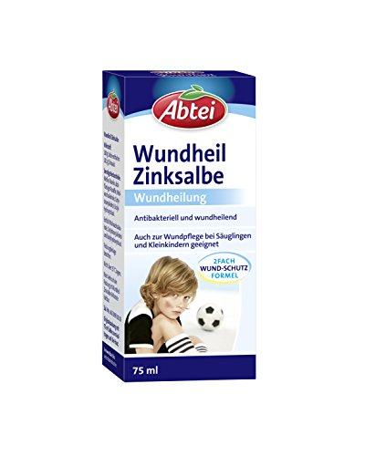 Abtei Wundheil Zinksalbe, 75 ml