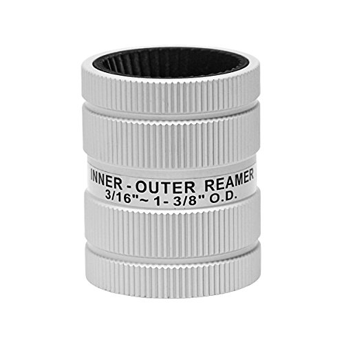Wisamic Edelstahl Rothenberger 5-35mm Entgrater Entgratwerkzeug,3/16' bis 1-3/8' Innen-/Außenreibahle