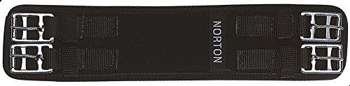 NORTON Kurzgurt, schwarz, Länge 45 cm