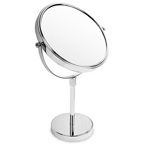casa pura Kosmetikspiegel | 3 Hohe Vergrößerungsgrade Wählbar