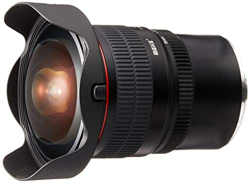 Meike Optics MK 8mm f3.5 Fisheye-Objektiv Ultra-Weitwinkel für Sony E-Mount