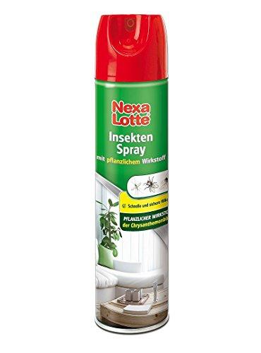 Nexa Lotte Insekten-Spray 400ml Spraydose Isektizid Biozid Innenraum