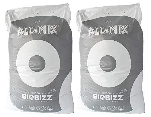 BioBizz 02-075-110 Naturdünger All-Mix Potting Soil 50 L Bag