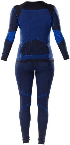 PEARL Sports Funktionswäsche: Damen-Thermo-Funktionsunterwäsche mit Kompression, Gr. M (Ski Funktionsunterwäsche)