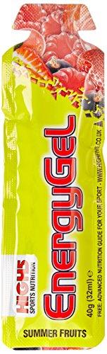 High5 Energy Gel Summer Fruits (Box of 20), 1er Pack (1 x 760 g)