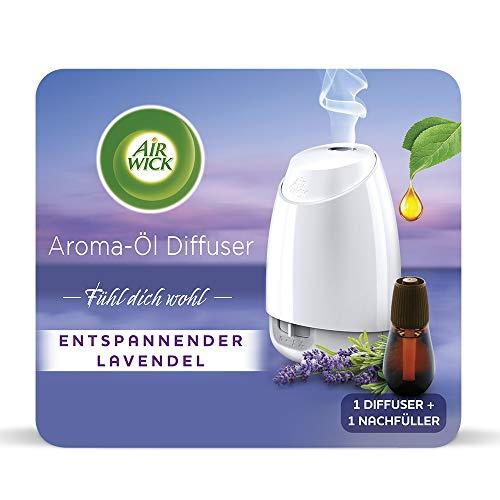 Air Wick Aroma-Öl Diffuser Entspannender Lavendel, 1 Stück