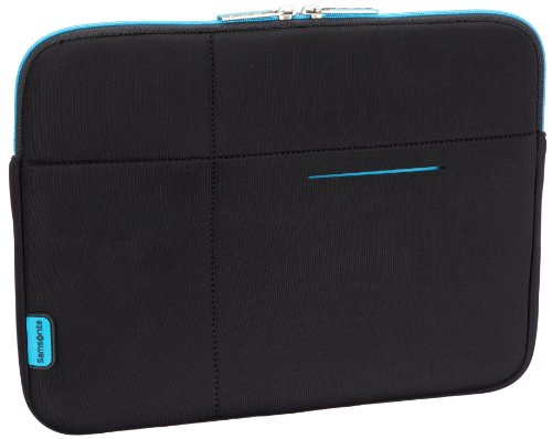 Samsonite Airglow Sleeves 13.3', Black/Blue