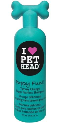 Pet Head Puppy Fun Hypoallergisches Shampoo, 475 ml