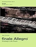 Finale Allegro - Einstieg in die Praxis: Das Praxisbuch zu Finale Allegro inkl. CD-ROM