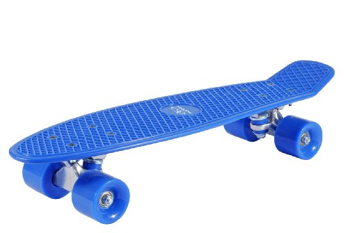 HUDORA Kinder Retro Skateboard - Skateboard Vintage