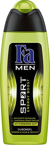 Fa Duschgel Men Sport Energy Boost, 6er Pack (6 x 250 ml)