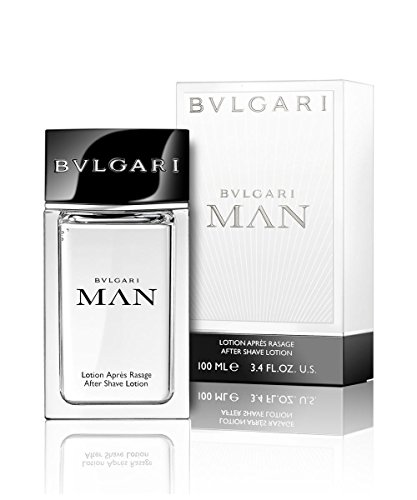 BVLGARI Man after Shave Lotion, 1er Pack (1 x 100 ml)