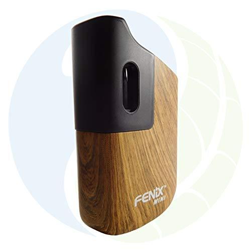 Fenix Mini Vaporizer *Wooden* effizienter Verdampfer für Kräuter, Harze und Öle.. Stahlkammer + Konduktions-/Konvektionskombi + extrem klein aber leistungsstark + NEU im Holz-Design! NIKOTINFREI!!