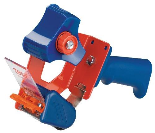 tesa Packband Handabroller, Modell 'Economy' für Rollen bis 66m x 50mm