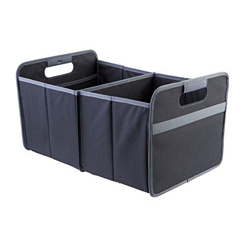 Meori A100001 Faltbox 30 Liter, Lava schwarz Uni