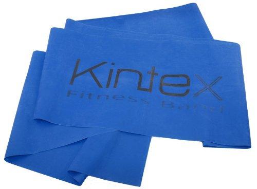 Kintex Fitnessband 2.5m x 15cm, Gymnastikband, Latexband, verschiedene Farben und Stärken