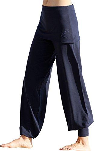 ESPARTO Yogahose 'Sooraj' in Nachtblau L