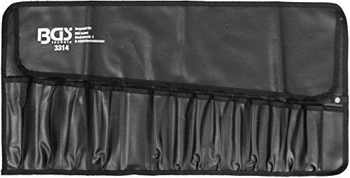 BGS Werkzeug-Rolltasche, mit 15 Fächern, BGS-3314