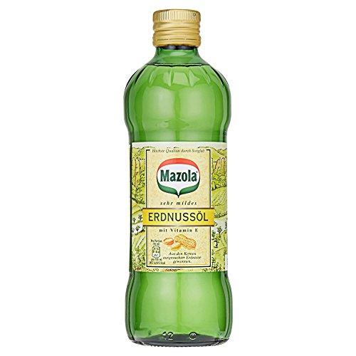 Mazola Erdnussöl, 500 ml