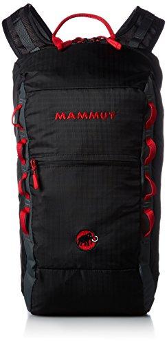 Mammut Tages-Rucksack Neon Light, schwarz (black-smoke), 12 L